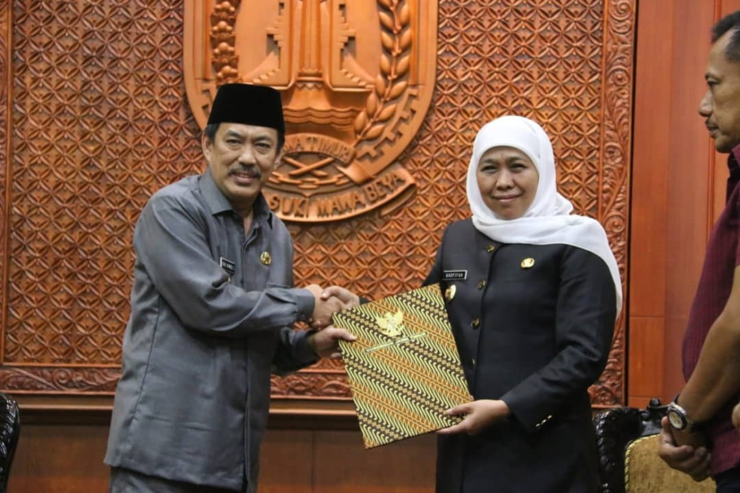 *Kemendagri Tunjuk Nur Ahmad Syaifuddin Jabat...