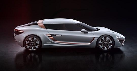 Mobil Ini Didukung Oleh Air Garam: 760HP, Kecepatan Tertinggi 186 MPH, 621 Mil / Tangki