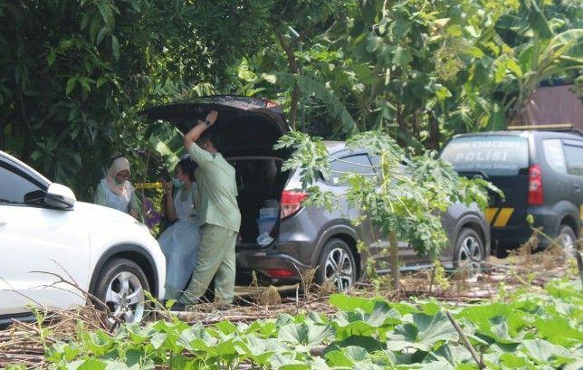 Otopsi Jenazah, Makam Faris Terduga Korban Pengeroyokan Dibongkar