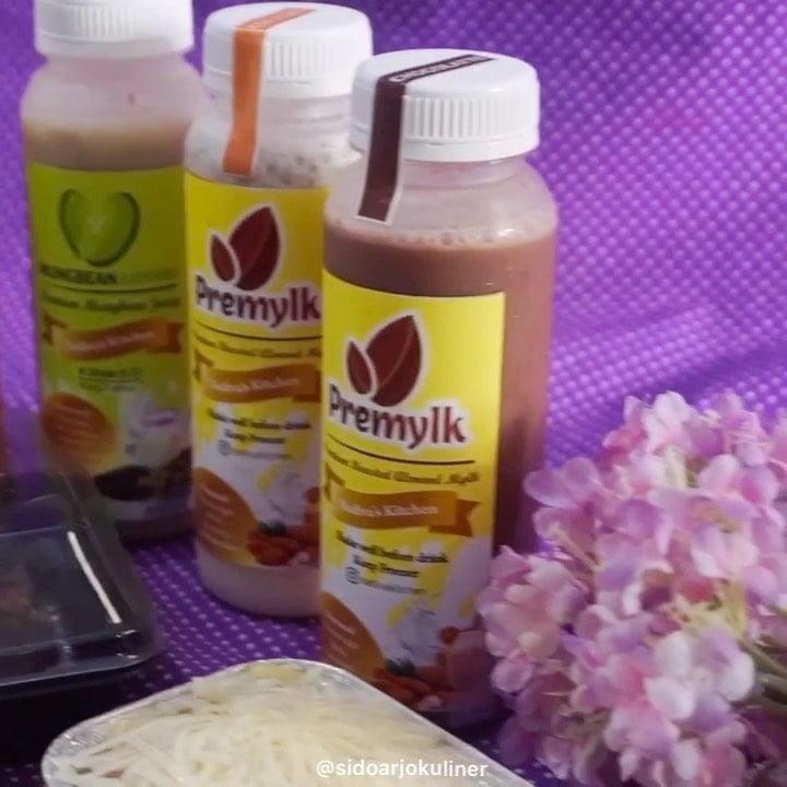 LEMON IMUN BOOSTER DAN ALMOND MILK ANDALAN Produk terbaru dari Nadiva Kitchen untuk menjaga imu...