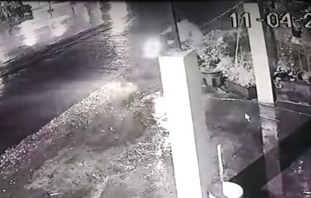 Komplotan Pelaku Curanmor Berhasil Gondol Satria di Semambung
