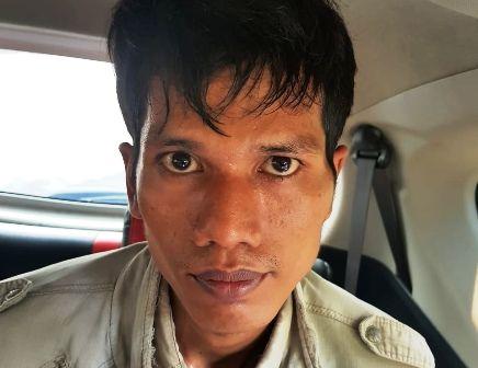 Residivis Curat Dibekuk Polisi karena Jambret HP Pelajar di Prambon