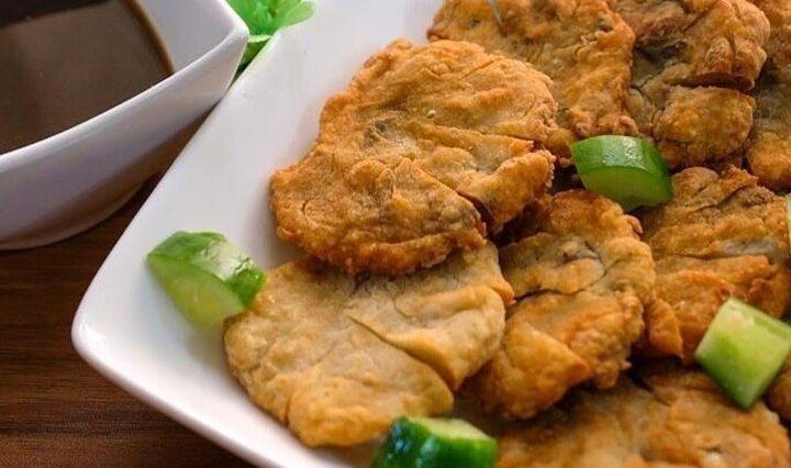 PEMPEK KULIT TENGGIRI . Bismillah Recipe by: chef @gerrycreation Recook by :...