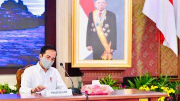 Presiden: Strategi Penanganan Pandemi Berbasis Lokal Efektif Menekan Penyebaran Covid-19