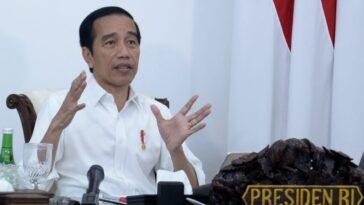 Presiden Tekankan Pentingnya Sosialisasi Penanganan Covid-19 kepada Masyarakat