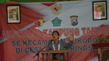 Sukodono Kecamatan ke-17 yang Launching Kampu...