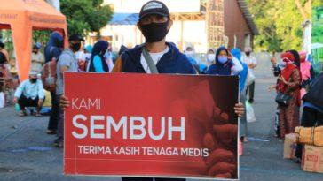 Update 12 Juni: Pasien Covid-19 Sembuh di Surabaya Menjadi 1.188 Orang