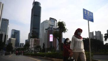 DKI Jakarta Jadi Daerah dengan Penambahan Kasus Tertinggi