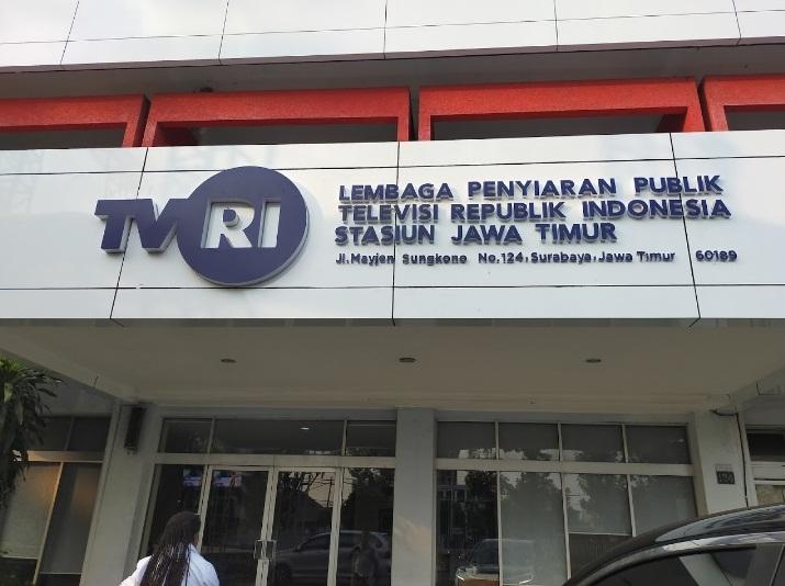 Dua Karyawan Meninggal karena Covid-19, TVRI Jatim 'Lockdown'