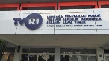 Dua Karyawan Meninggal karena Covid-19, TVRI Surabaya 'Lockdown'