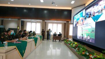 Hari Bhakti Adhyaksa ke-60, Kajari Surabaya Ajak Jaksa Lebih Peduli