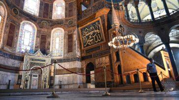 Pengamat: Upaya Jadikan Hagia Sophia sebagai Masjid Tunjukkan Eksistensi Erdogan