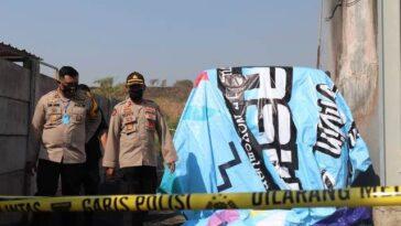 Polisi Temukan Jerigen Bensin dan Korek Api di TKP