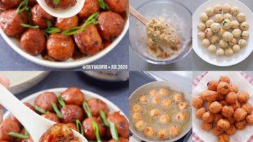 Posted @withregram • @silvialim18 Selamat sore guys  Hari ini masak Bakso Tempe ...