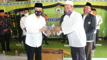 *Wabup Cak Nur berharap DMI Kabupaten Sidoarj...