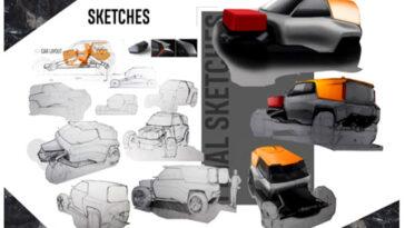 Desain Kendaraan Segala Medan SAR Raih Judge's Award
