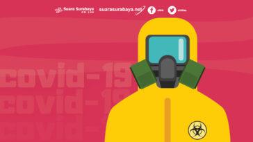 Jumlah Pasien Sembuh Covid-19 Capai 5.822, Ini 10 Kelurahan dengan Jumlah Kasus Terendah di Surabaya