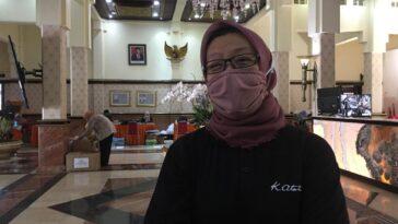 Kadinkes: Angka Reproduksi Efektif (Rt) di Surabaya Berwarna Hijau