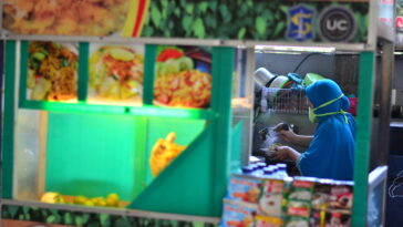 Pandemi, Dinkop Surabaya Bebaskan Sewa Stand Sentra Wisata Kuliner