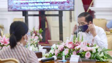 Presiden Dorong Realisasi Penggabungan BUMN Penerbangan dan Pariwisata