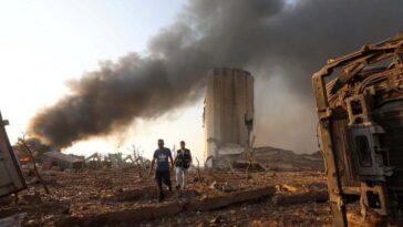 WNI Korban Ledakan Beirut dalam Kondisi Stabil