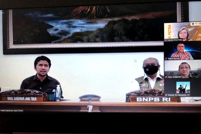 Wagub Jatim: Mahasiswa Silahkan Ikut Serta Penanganan Covid-19